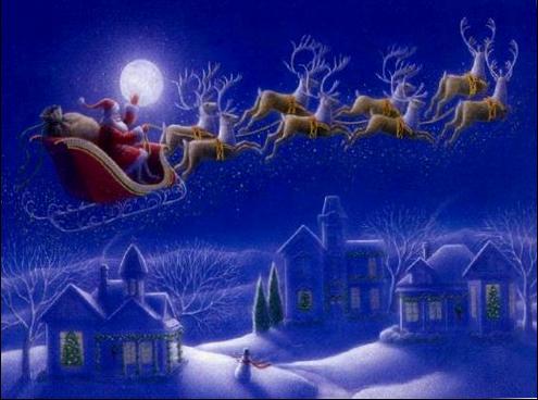 Happy christmas - сценарий на английском языке. Рождественский сценарий.