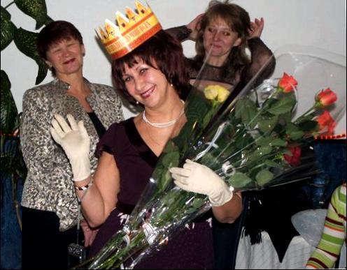 Необычное поздравление сценка к юбилею женщины фото 729
