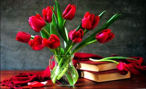 Конкурсная программа для девушек, посвященная 8 марта - сценарий 8 марта