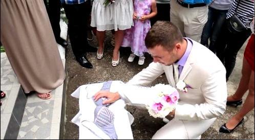 Выкуп невесты-2 - сценарий на свадьбу - сценарий на свадьбу